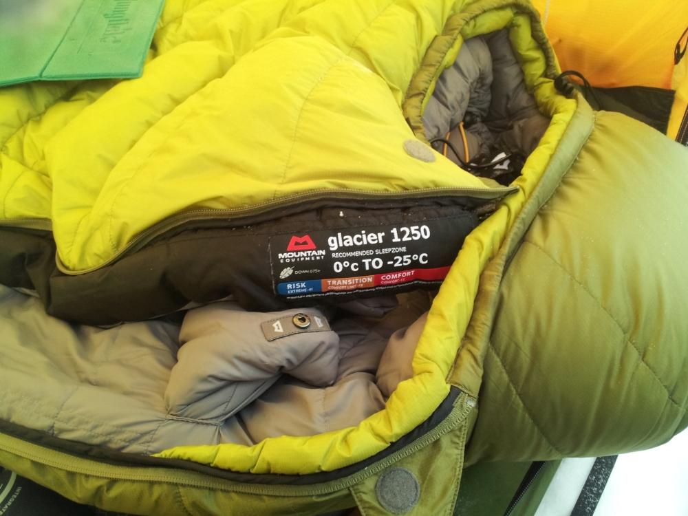 Soveposen må være tilpasset den sesongen du skal bruke den til. Test litt forskjellig - vi har varierende varmebehov.